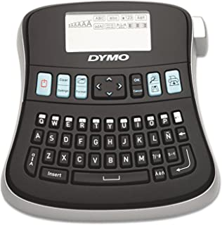 Dymo 1738345 Label Manager 210D, All Purpose Label Maker with Large Graphical Display, Thermal Transfer Printing
