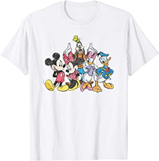 Best Mickey Mouse and Friends T Shirt T-Shirt Review