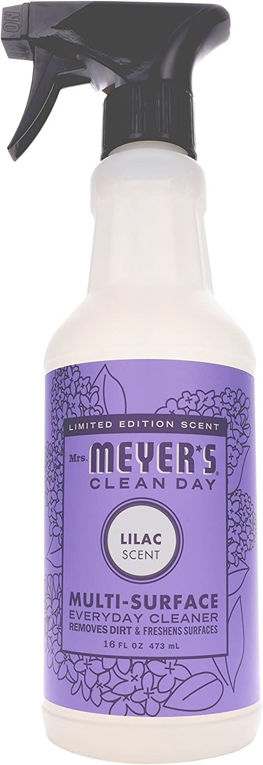 Mrs. Meyer's Brand new Clean Day Lilac Cleaner Everyday Multi-Surface 16 New Orleans Mall