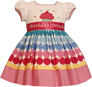 polka dot birthday dress