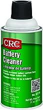CRC Battery Cleaner, 11 oz Aerosol Can, Clear
