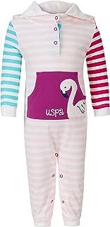 U.S. Polo Assn. Kız Bebek Tulum