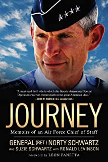 Journey: Memoirs of an Air Force Chief of Staff