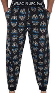 Newcastle United Mens Lounge Pants Pyjama Bottoms Official Football Gift