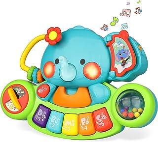 اسباب بازی های بچه گانه Kidpal برای 3 6 9 12 18 18 ماه پسران