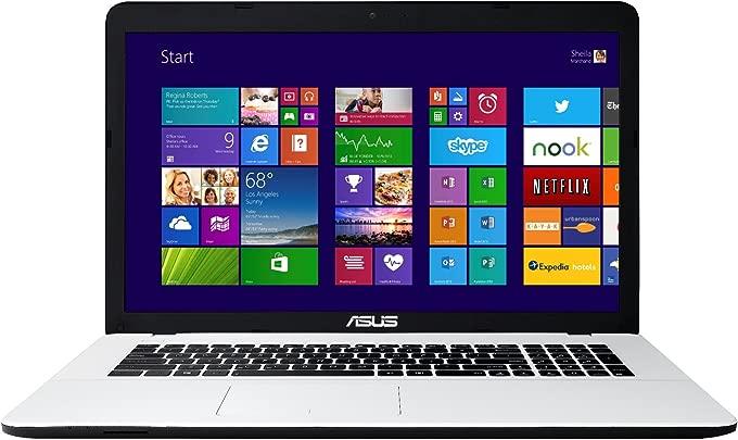 Asus F751MA-TY238H 43 9 cm  17 3 Zoll  Laptop  Intel Core 2-Quad N2940  2 2GHz  8GB RAM  1000GB HDD  Intel HD  DVD  Win 8  wei