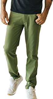OLIVERS Apparel, Mens, 4-Way Stretch Commuter Passage Pant. Designed for Movement