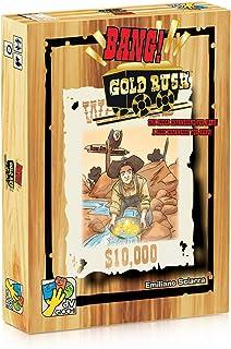 DaVinci Editrice Bang! Gold Rush - Expansión de juego de cartas (en inglés) , Modelos/colores Surtidos, 1 Unidad