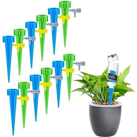 Automatische Blumentöpfe Wasserspender Pflanze Bewässerung Bewässerungsgarten