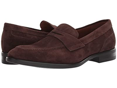 Bruno Magli Brando (Dark Brown Suede) Men