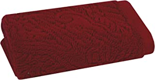 Natori 9186 Dragon Washcloth-Imperial Red