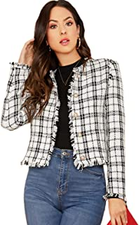 Best plaid jacket womens Reviews