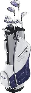 Wilson Golf Women's Ultra Package Set, Right Hand, White (Renewed)