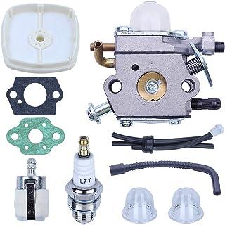 C1U-K42 Handheld Blad Blower Carburateur voor Zama C1U-K42B C1U-K42A met 13031054130 Luchtbrandstoffilter Lijn Kit voor Ec...