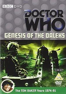 Doctor Who - Genesis of the Daleks (2 Disc Set) [Reino Unido] [DVD]