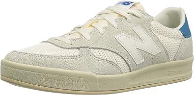 Amazon.com | New Balance Men's 300 V1 Court Sneaker | Fashion Sneakers