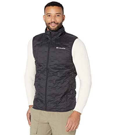 Columbia Delta Ridgetm Down Vest (Black) Men
