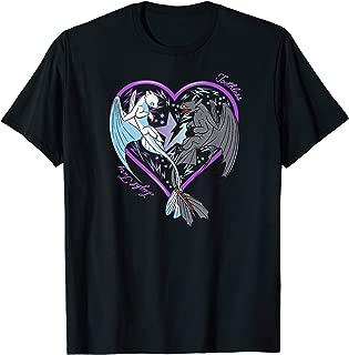 How to Train Your Dragon 3 Hidden World Night Light T-shirt
