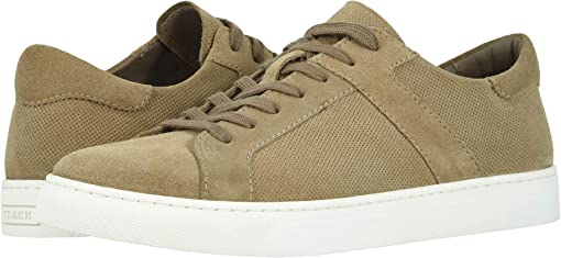 Taupe English Suede