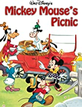 Mickey Mouse's Picnic (Disney Short Story eBook)