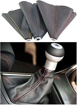 Skino 1 x 3D Dome Sticker Renovation Manual transmition 5 Speed for Shift Lever Gear knob Cover auto Tuning 30mm x 38mm 1.18 x 1.50// JDM S 11