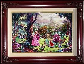 Thomas Kinkade Sleeping Beauty 12