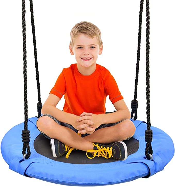 Odoland 24 inch Children Tree Swing SwingSeat - The Most Comfortable
