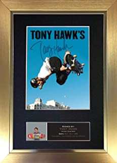 Best tony hawk signed poster Reviews