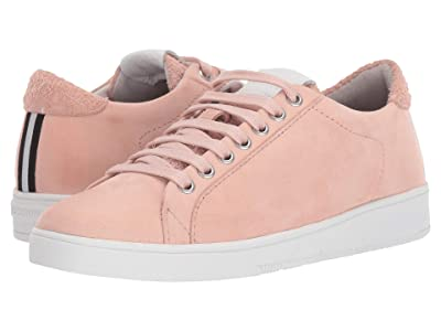 Blackstone Low Sneaker Suede RL85 (Cameo Rose) Women