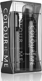 Colour Me Black Fragrance For Men, Gift Set