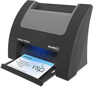 Ambir nScan 690gt High-Speed Vertical Card Scanner