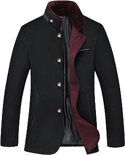 nehru collar coat