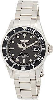 Invicta Men's 8932OB Pro Diver Analog Display Quartz Silver Watch