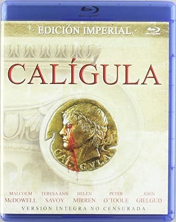 Calígula [Blu-ray] [Import espagnol]