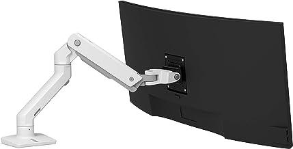 ERGOTRON 45-475-216 HX Desk Monitor Arm (White)
