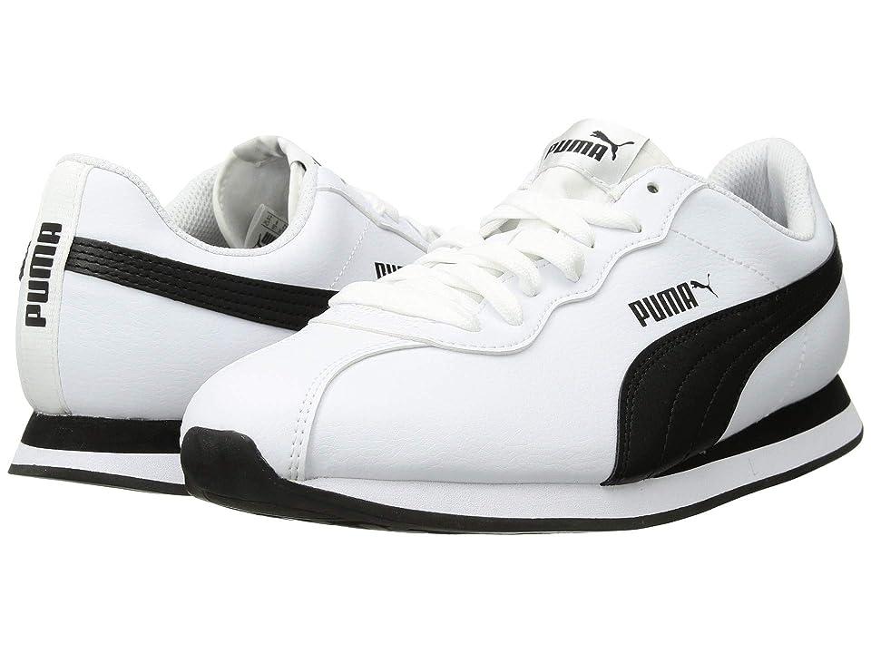 PUMA Turin II (Puma White/Puma Black) Men