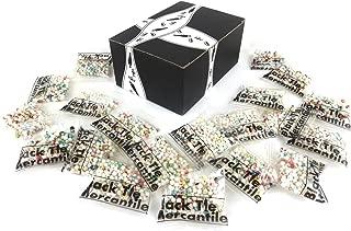 Cuckoo Luckoo Mini Psychedelic Jawbreakers, 1 oz Snack Packs in a BlackTie Box (Pack of 20)