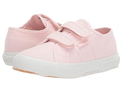 Superga Kids 2750 JVEL Classic (Toddler/Little Kid) (Pink Crystal) Girls Shoes
