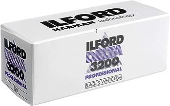 Ilford Delta 3200 120mm Film 10 Roll Pack
