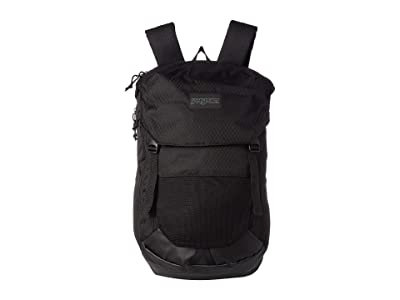 JanSport Seeker (Blacktop) Backpack Bags