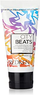 Redken City Beats By Shades EQ - Clear for Unisex - 2.87 oz, 403.70 grams