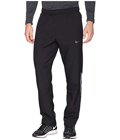 Nike Dry Pants Team Woven (Black/Black/Metallic Hematite) Men