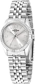 Chronostar R3753241506 Luxury Year Round Analog Quartz Silver Watch