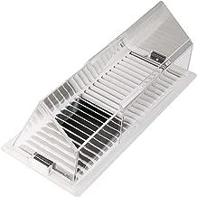 Deflecto Adjustable Air Deflector, 10