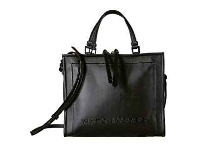 Marc Jacobs The Box Shopper 29 (Black) Handbags