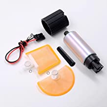 JCCGLOBAL High Pressure Electric In-tank Fuel Pump Electric Gasoline Pump Replacing OE GSS340, GSS341, GSS342, GSS34 255L/Hour