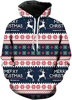 notre dame ugly christmas sweater