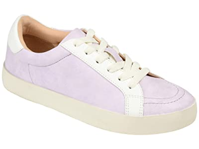 Journee Collection Comfort Foamtm Edell Sneaker (Lavender) Women