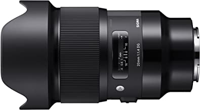 20mm F1.4 Art DG HSM for Sony E