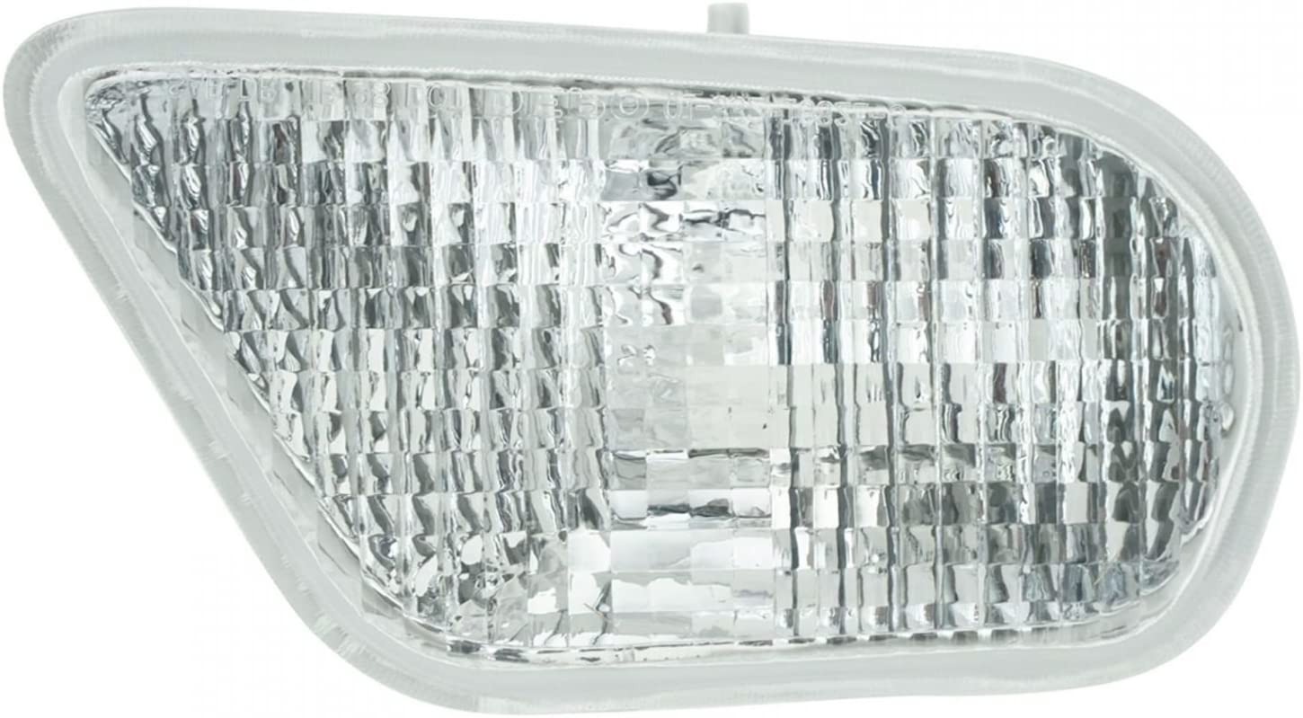 Corner Marker Parking Free shipping anywhere in the nation Signal Light Passenger 98-02 Ranking TOP17 Right for RH